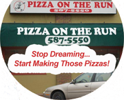 Cody Pizza on the Run location